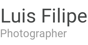 Luis Filipe Photographer